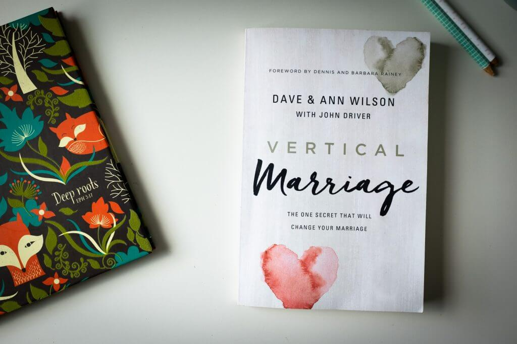 vertical marriage book